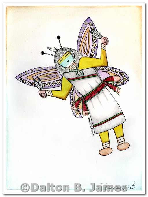 Butterfly Dance Maiden II