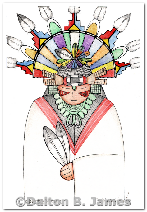 Pahl'hik-mana (Water Maiden)